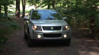 2010 Suzuki Grand Vitara Limited V6 4X4 - Drive Time Review