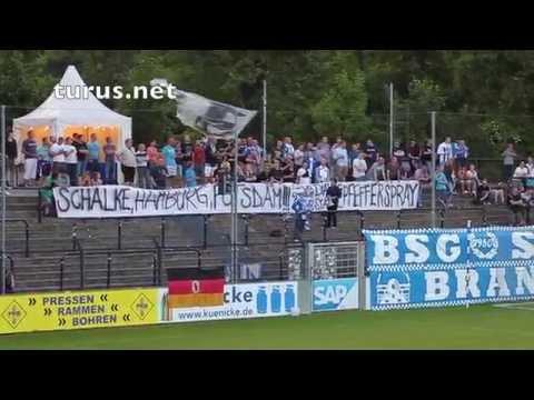 Fankultur von Stahl Brandenburg bis Eisenhüttenstadt