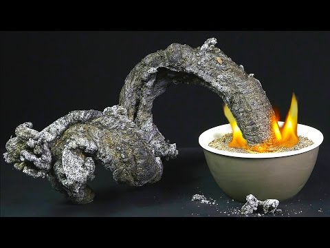 Amazing Fire Snake