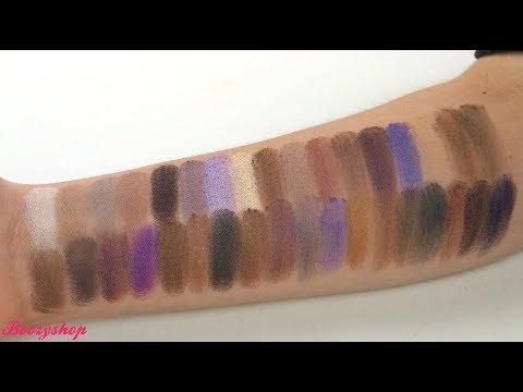 Crown Brush Crown Brush 35 Color Purple Haze Eyeshadow Palette