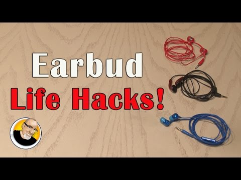 Video Earbud Life Hacks! download in MP3, 3GP, MP4, WEBM, AVI, FLV January 2017