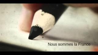 5 crayons nous sommes la France