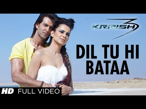 """Dil Tu Hi Bataa Krrish 3"" Full Video Song 