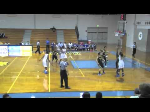 Goucher vs. Cedar Crest Highlights - 11/26/13