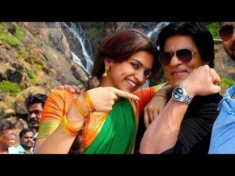 Chennai Express I SRK & Deepika I On & Off screen Chemistry