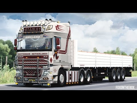 DAF XF 105 by Stanley template v1.6