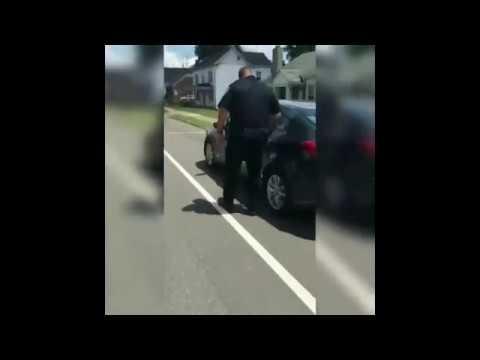 Смотрите, что вытворяет полиция в Вирджинии
