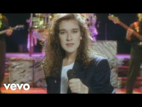 Céline Dion - Where Does My Heart Beat Now (Official Video)