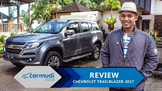 Download Video REVIEW Chevrolet Trailblazer 2017 Indonesia: Fortuner/Pajero Terjangkau? Ya Ini.. MP3 3GP MP4