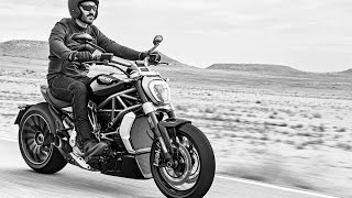9. XDiavel has taken more resources to design and engineer