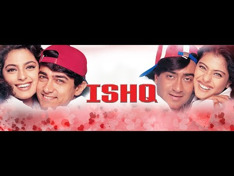 Video Ishq (1997) Full Movie HD - Aamir Khan, Ajay Devgan, Kajol, Juhi Chawla  Bollywood Comedy Movies download in MP3, 3GP, MP4, WEBM, AVI, FLV January 2017