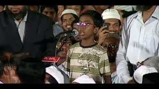 Video 9 Years Old Boy Asked Difficult Question - Dr.Zakir Naik MP3, 3GP, MP4, WEBM, AVI, FLV Januari 2018