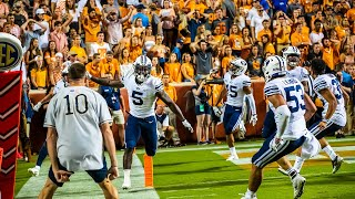 BYU at Tennessee Game Recap