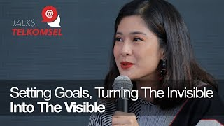 Video Setting Goals, Turning The Invisible Into The Visible - Dian Sastrowardoyo (1/1) MP3, 3GP, MP4, WEBM, AVI, FLV Desember 2018