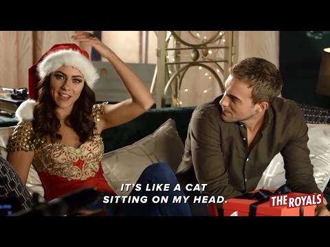 HD Jasper and Eleanor - SEASON 3 BLOOPERS - The Royals - Behind the scenes