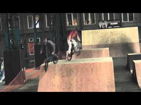 Scraps Skatepark - Belfast