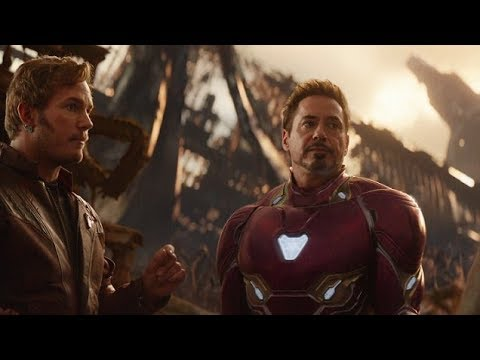 Top 5 Avengers Infinity War Funny Scene In Hindi Hd
