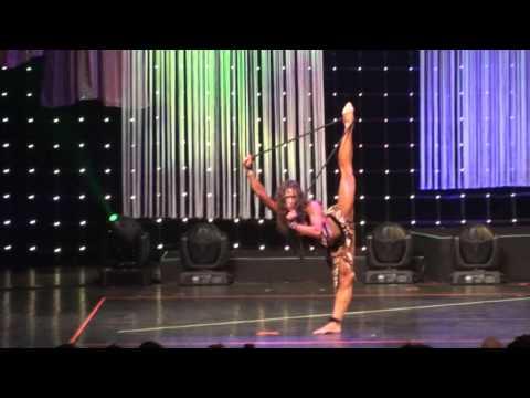 Оксана Гришина - Arnold Classic 2009 Final Routine