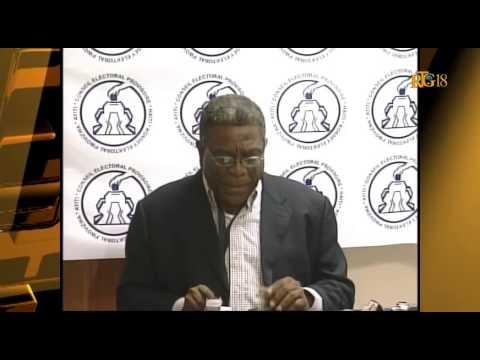Le Porte-Parole du CEP présente ce lundi 6 juillet 2015 l'état