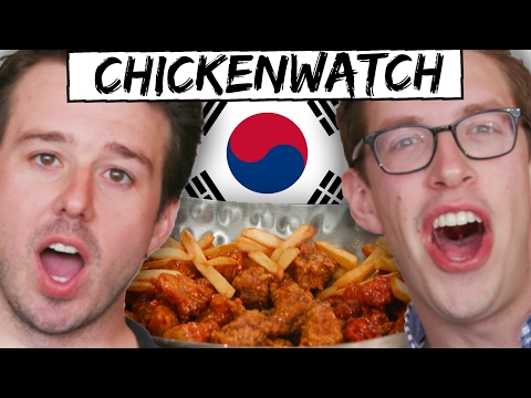 What's The Best Fried Chicken In The World? • Korea (видео)