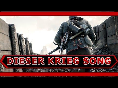 Battlefield 1 Dieser Krieg Song By Execute