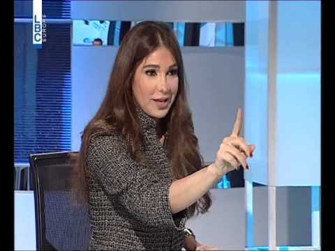 بالفيديو....سجال بين حبيب فياض وديما صادق مباشرة على الهواء وانسحابه من الحلقة