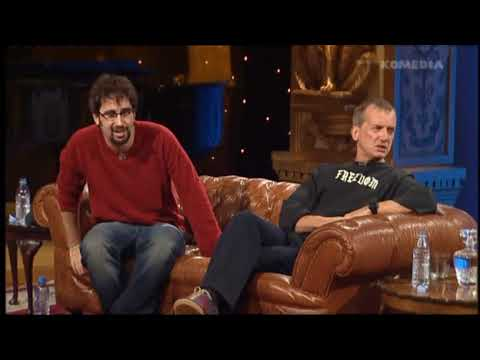 Baddiel & Skinner Unplanned Series 2 Episode 1