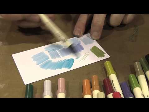 Scrap Time – Ep. 790 – Tim Holtz share tips for Blending Distress Markers!