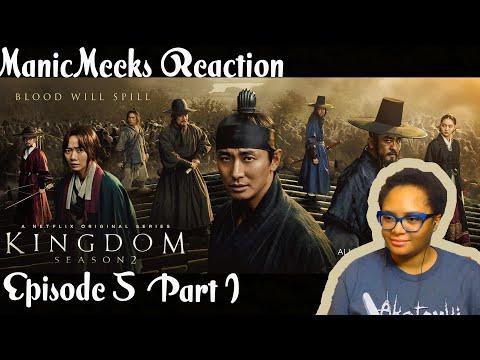 MY COUSIN HAS THE GOON SQUAD!!   Kingdom Season 2 Episode 5 Reaction Part 1!