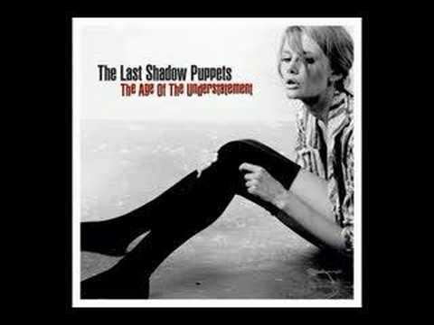 Tekst piosenki The Last Shadow Puppets - Meeting Place po polsku