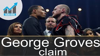 Video Chris Eubank Jr does n't stand a chance against me George Groves claim MP3, 3GP, MP4, WEBM, AVI, FLV Oktober 2017