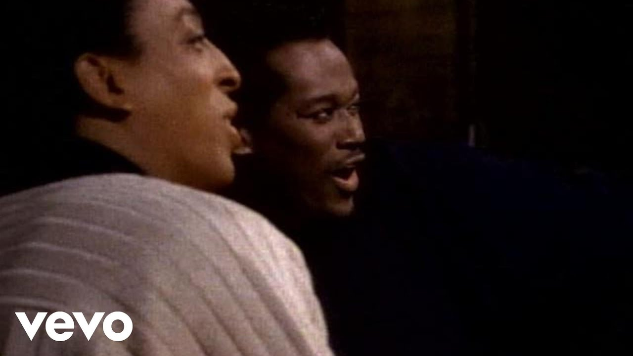 'There's Nothing Better Than Love' Old School [Music Video] Luther Vandross, Gregory Hines
