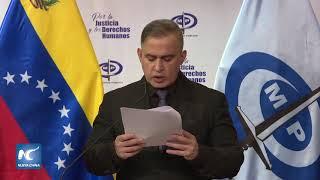 """INDICIOS SOBRE GOBIERNO ESTADOUNIDENSE EN LA """"OPERACION GEDEON"""""""