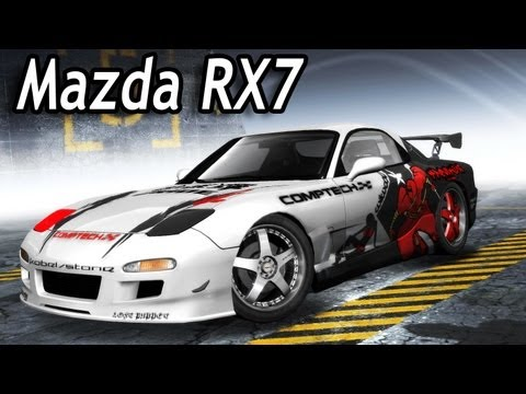 battle machine rx7