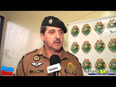 Novo comandante da PM em Guaraniaçu fala sobre o trabalho da Polícia Militar