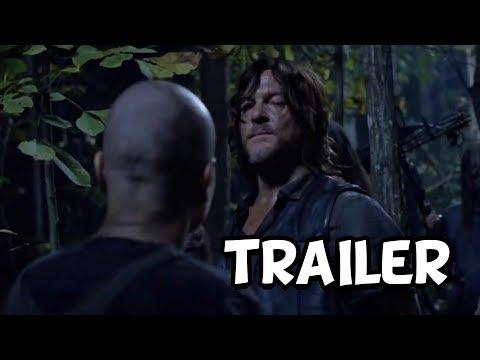 The Walking Dead Season 9 Episode 15 'Whisperer Pike Reveal & Snow' Official Trailer Breakdown