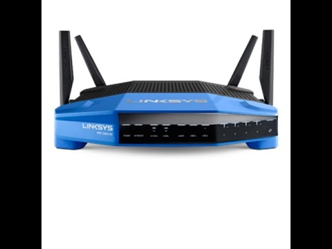 Linksys WRT1900AC Dual Band Wireless Router Review