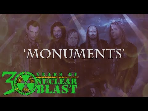 EDGUY - 'Monuments' - The Ultimate Edguy Compilation (OFFICIAL TRAILER) (видео)