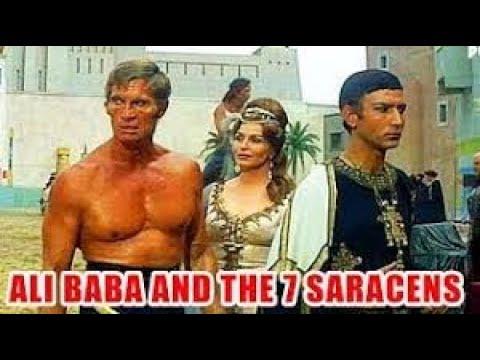 SINBAD and the SEVEN SARACENS trailer. 1964. GORDON MITCHELL.