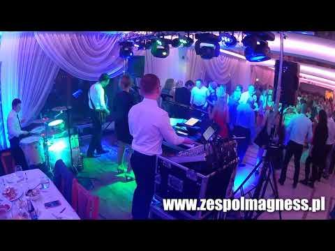 Zespół MAGNESS z Kętrzyna - Sławomir ( cover ) (видео)