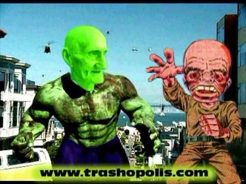 Zio Peppe, l'incredibile Hulk