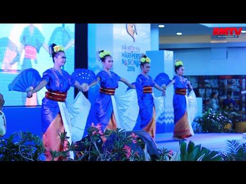 Peresmian Pameran HPN 2016, Dipadati Pengunjung
