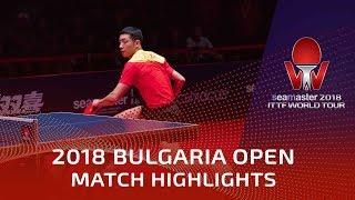 Download Video Xu Xin vs Kenta Matsudaira | 2018 Bulgaria Open Highlights (Final) MP3 3GP MP4