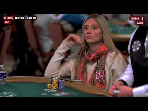 Dans la Tête d'un Pro : Gaëlle Baumann aux WSOP 2017 (1)