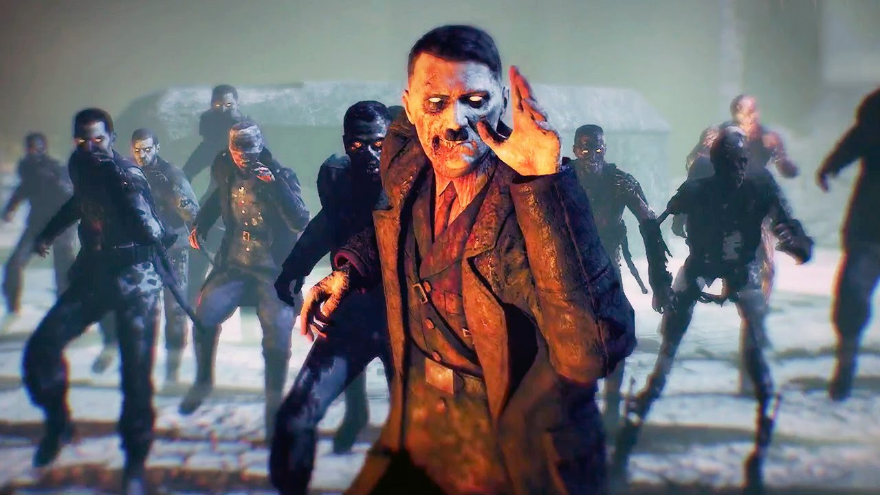 ZOMBIE ARMY THRILLOGY Trailer (PS4 / Xbox One) #VideoJuegos #Consolas