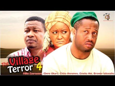 The Village Terror Season 4    - 2016  Latest Nigerian Nollywood Movie