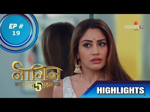 Naagin 5 | नागिन 5 | Episode 19 | Bani Shocked On Aakesh's Return