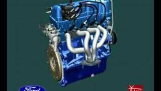 Motor Ford HCS-SOHC