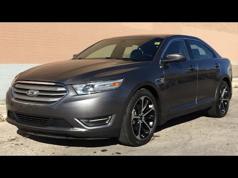 2014 Ford Taurus SEL AWD - Moonroof, Voice Activated Navigation, Alloy Wheels | AMAZING VALUE