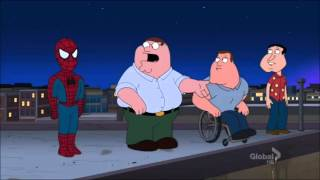 Family Guy: Spidey (Subtitulado)
